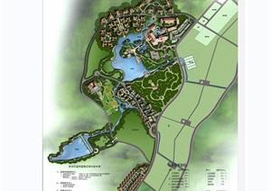 某详细的蓝莓庄园规划设计jpg方案