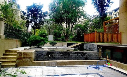 约克郡一号湖畔8栋花园(实景图)