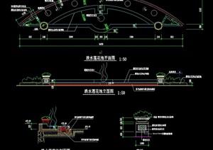 水池详细设计cad施工图