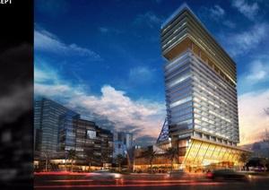 某详细知识城A7地块项目规划设计pdf方案