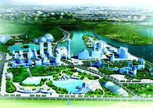 某生态旅游区水上乐园概念规划设计
