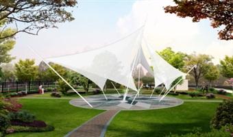 园林景观设计方案效果图