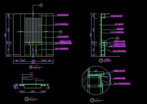 楼梯及吊顶设计详图