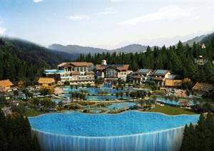 湖南省天岳幕阜山度假旅游区修建性详细规划设计