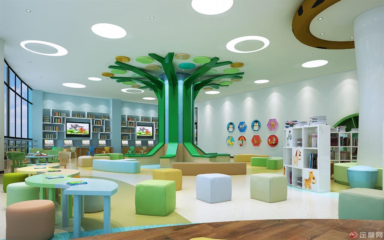 15少儿阅读室4
