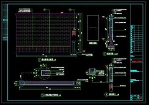 "特色""景墙""详细CAD施工图"