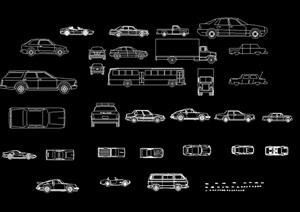 汽车cad模型