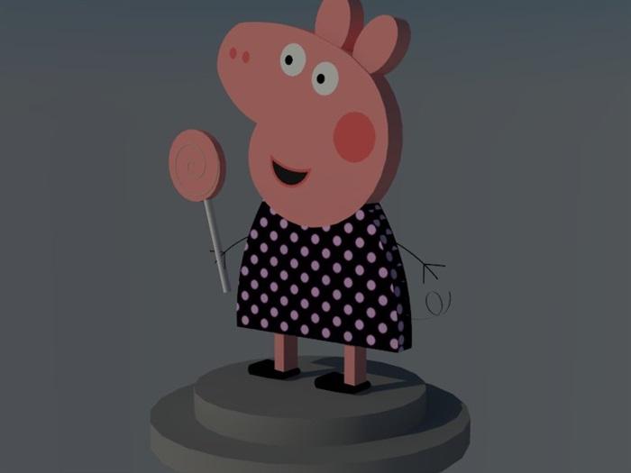小猪佩奇 SU 8(3)