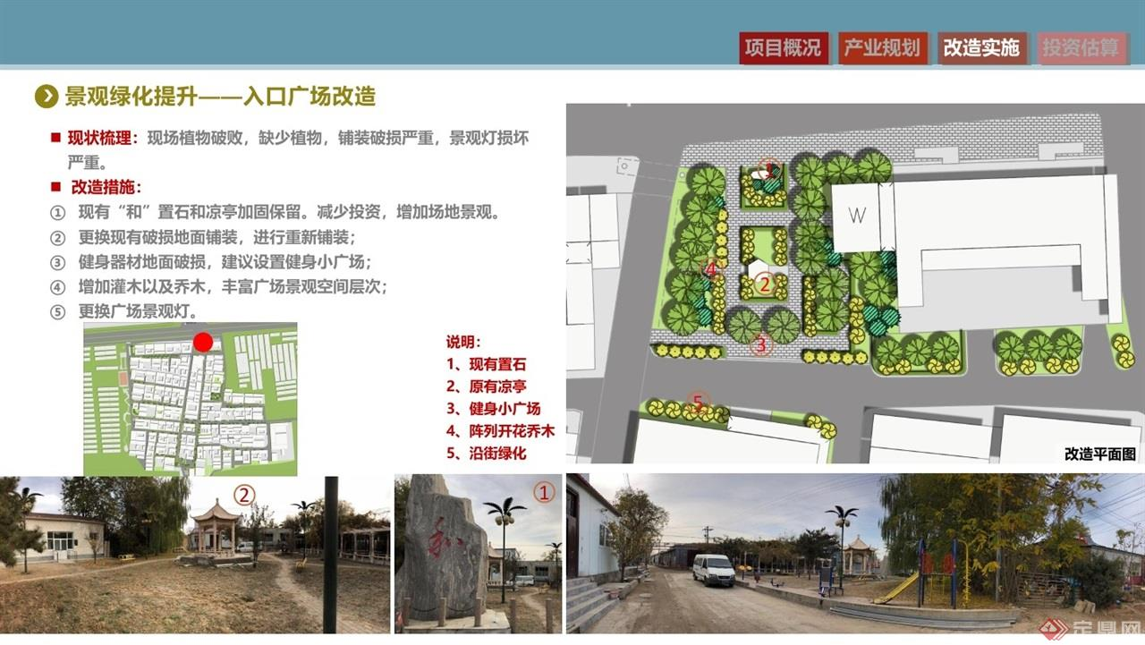 赵家场美丽乡村实施方案汇报2019-2-280044